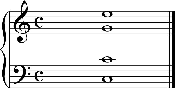 voces armonia