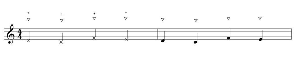 El Slap en el saxofón
