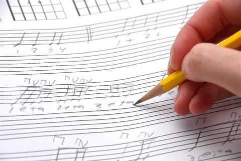 Cómo hacer dictados musicales