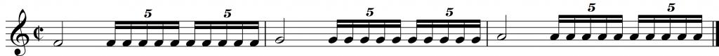 Practicar vibrato en el saxofón