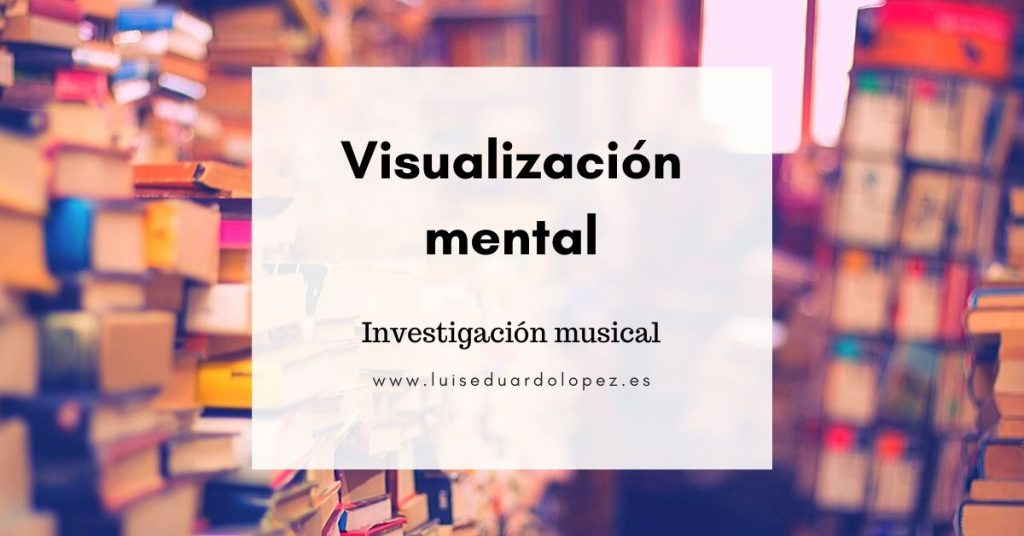 Visualización mental